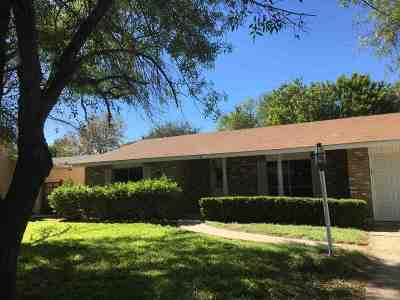 Laredo Single Family Home For Sale: 602 Sesame Ln