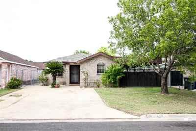 Laredo TX Single Family Home Offer Acknowledged Bid: $115,000