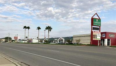 Laredo Commercial For Sale: 3911 Jaime Zapata Memorial Hwy