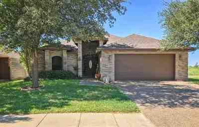Laredo TX Single Family Home For Sale: $190,000
