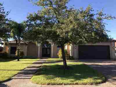 Laredo TX Single Family Home For Sale: $319,000