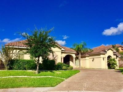 Laredo Single Family Home For Sale: 306 Lake Kariba Ct