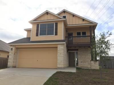 Laredo TX Single Family Home Active-Exclusive Agency: $150,100