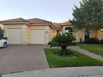 Laredo Single Family Home For Sale: 2409 Leonard Ct