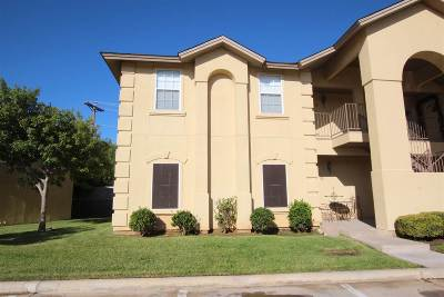 Laredo TX Condo/Townhouse For Sale: $109,900