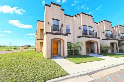 Laredo TX Condo/Townhouse For Sale: $154,000