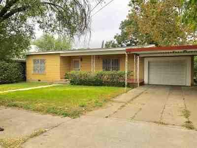 Laredo Single Family Home For Sale: 1913 Chihuahua St