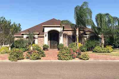Zapata Single Family Home For Sale: 710 Glenn St