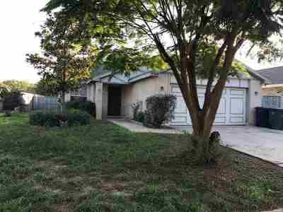 Laredo Single Family Home For Sale: 1107 Sapphire St