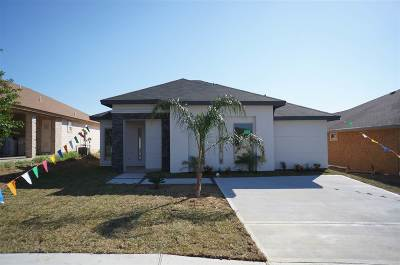 Laredo TX Single Family Home For Sale: $136,500