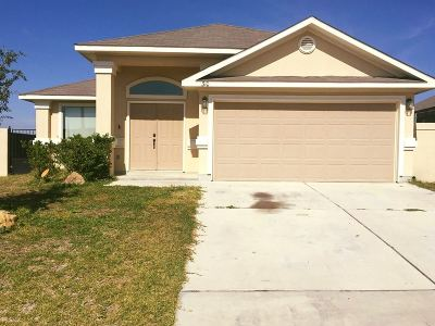 Laredo TX Single Family Home For Sale: $218,990