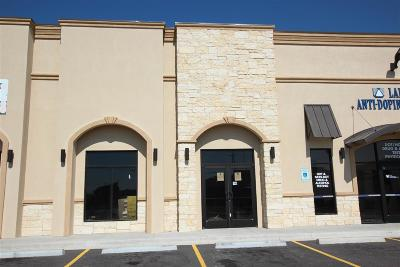 Laredo TX Commercial Lease For Lease: $2,760