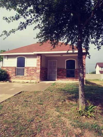 Laredo Single Family Home For Sale: 708 Oleander St