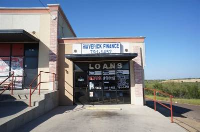 Laredo TX Commercial Lease For Lease: $1,600