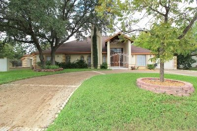 Laredo TX Single Family Home For Sale: $449,000