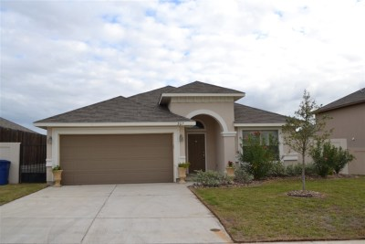 Laredo TX Single Family Home For Sale: $219,900
