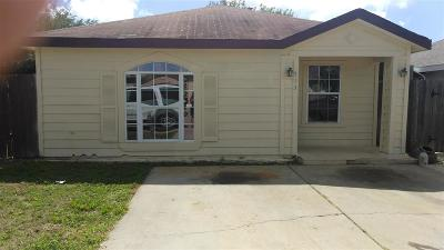 Laredo TX Single Family Home For Sale: $89,500