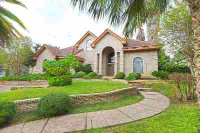 Laredo TX Single Family Home For Sale: $384,000