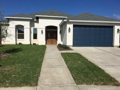 Laredo Single Family Home For Sale: 2422 Lucia Ct
