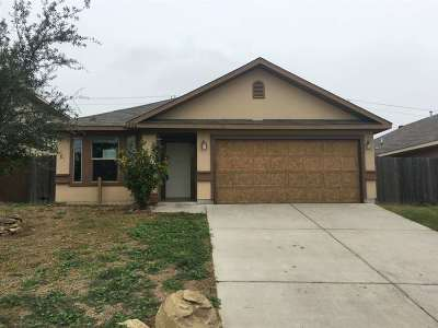 Laredo Single Family Home Active-Exclusive Agency: 428 Jazmin Rd