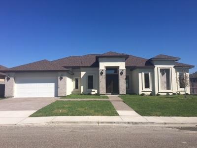 Laredo Single Family Home For Sale: 10819 Marfa Rd