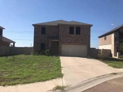 Laredo Single Family Home For Sale: 211 Sabal Loop