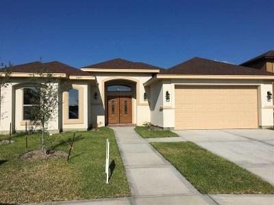 Laredo Single Family Home For Sale: 2424 Lucia Ct