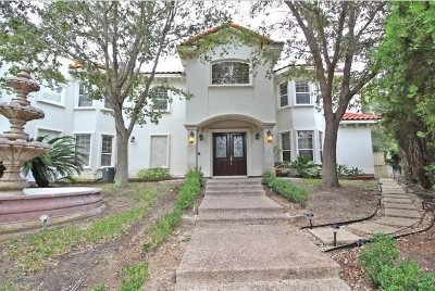 Laredo Single Family Home For Sale: 1326 Crosscountry Ln