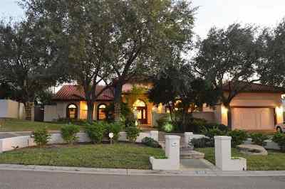 Laredo Single Family Home For Sale: 203 Regal Dr