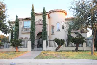 Laredo TX Single Family Home Active-Exclusive Agency: $497,000