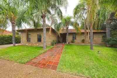 Laredo Single Family Home For Sale: 1504 Hogan Ct