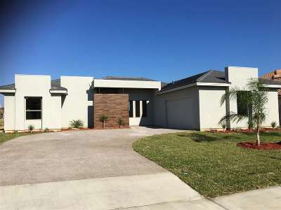 Laredo Single Family Home For Sale: 2908 Melville Lp