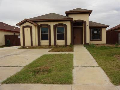 Laredo TX Single Family Home Active-Exclusive Agency: $131,000