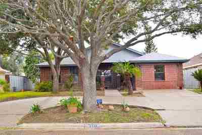 Laredo TX Single Family Home For Sale: $168,000