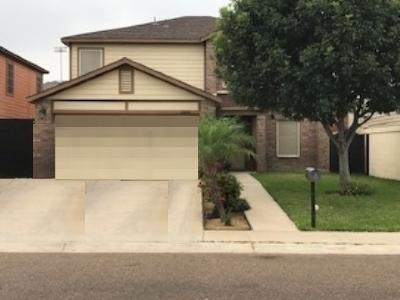 Laredo TX Single Family Home For Sale: $154,500