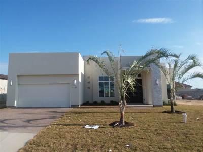 Laredo TX Single Family Home Active-Exclusive Agency: $289,000