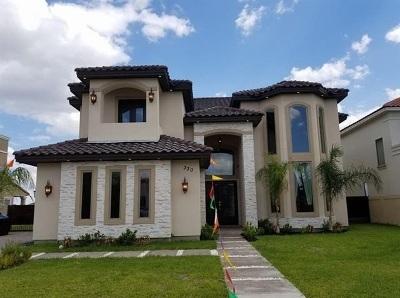 Laredo Single Family Home For Sale: 330 Lake Powell Dr