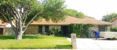 Laredo TX Single Family Home Option-Show: $190,000