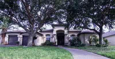 Laredo Single Family Home For Sale: 3103 Dante Lp