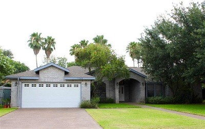 Laredo Single Family Home For Sale: 1206 E Lyles Lp