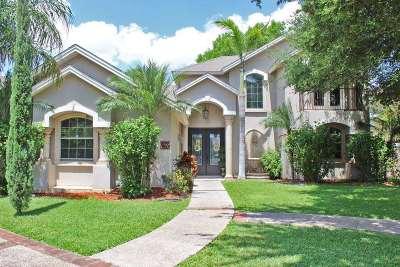 Laredo Single Family Home For Sale: 3106 Homer Dr