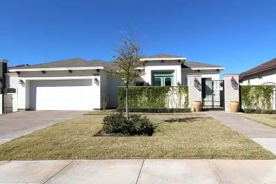 Laredo Single Family Home For Sale: 2812 J.d. Salinger