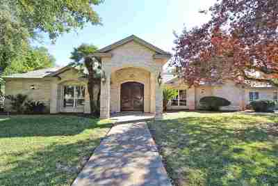 Laredo Single Family Home For Sale: 309 Manor Rd