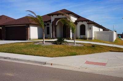 Laredo Single Family Home For Sale: 501 Cuesta Dr
