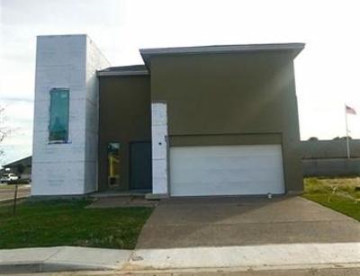 Laredo TX Single Family Home For Sale: $334,990