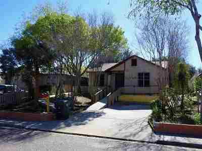 Laredo TX Single Family Home For Sale: $107,500