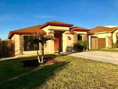 Laredo TX Single Family Home For Sale: $139,990