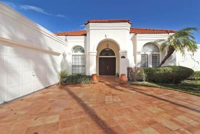 Laredo TX Single Family Home For Sale: $319,500