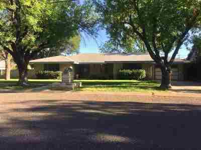 Laredo TX Single Family Home For Sale: $269,990