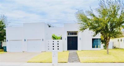 Laredo Single Family Home For Sale: 2612 Vineyard Lp